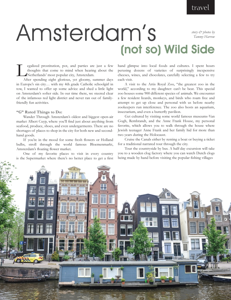 Amsterdam- Page 1