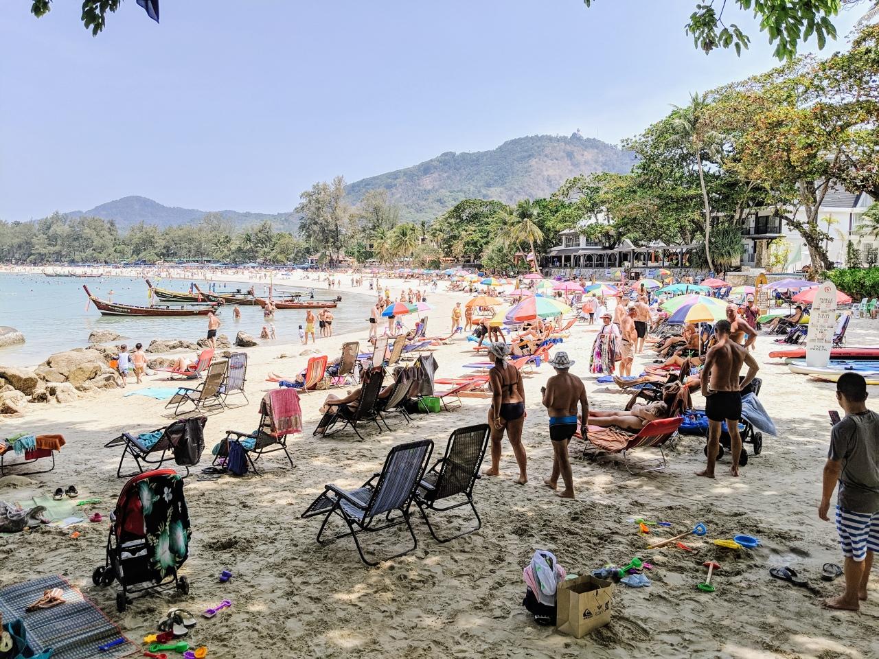 Phuket's Kata- A contradiction of beauty andchaos